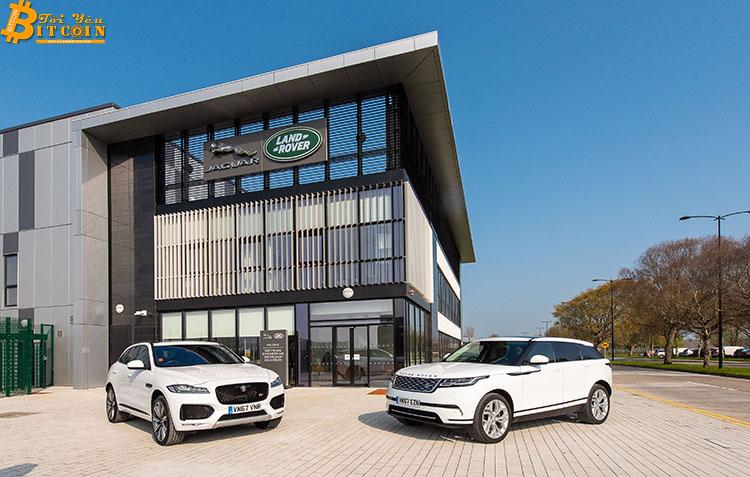 Hãng xe hơi hạng sang Land Rover thừa nhận ý nghĩa lịch sử của mạng lưới Bitcoin