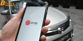 Ứng dụng đi chung xe Ryde của Singapore ra mắt ví thanh toán BTC