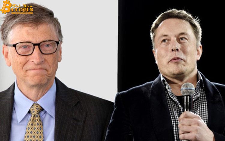 Tên Elon Musk, Bill Gates bị lợi dụng để lừa đảo Bitcoin