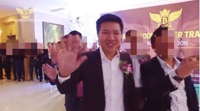 Nạn nhân của vụ cướp 35 tỷ đồng - ông Lê Đức Nguyên hiện bị nhiều người gửi đơn tố cáo hành vi lừa đảo kinh doanh tiền ảo theo hình thức đa cấp
