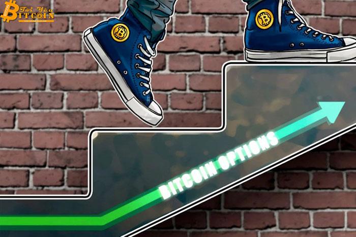 Open Interest cho quyền chọn Bitcoin đạt kỷ lục mới trước khi 1 tỷ USD đáo hạn