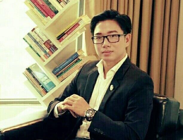Luật sư Đạt Nguyễn.
