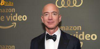 CEO Amazon hiện sở hữu khối tài sản lớn hơn cả tổng vốn hóa thị trường của Bitcoin
