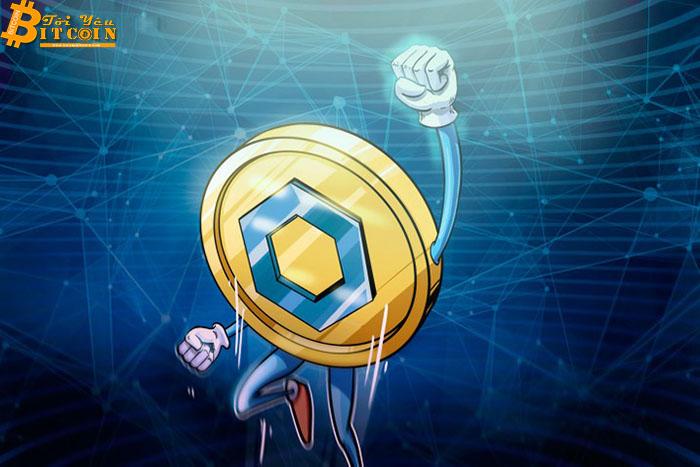 Chainlink (LINK) lập đỉnh mới ở 5,6 USD