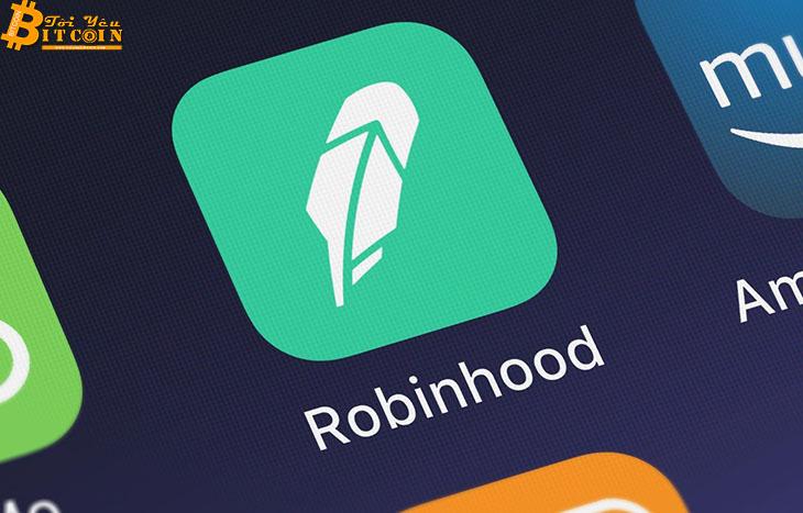 Robinhood huy động thêm 320 triệu USD, nâng mức định giá công ty lên 8,6 tỷ USD