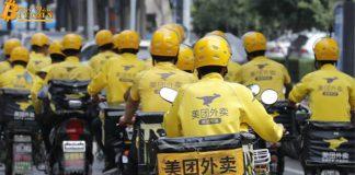Trung Quốc sẽ thử nghiệm đồng dân tệ kỹ thuật số trên nền tảng phân phối thực phẩm 435 triệu người dùng