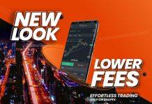 SnapEx tiết lộ giao diện mới và giảm 30% phí giao dịch