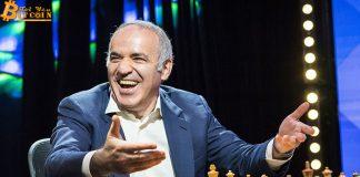 """Vua cờ"" Garry Kasparov ủng hộ Bitcoin"
