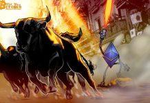 Giá Ethereum tiến gần mức $300 khi Bitcoin, token DeFi tiếp nhiên liệu cho bull run mới