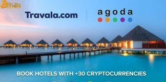 Travala.com hợp tác với Agoda để thúc đẩy du lịch bằng Bitcoin và các loại tiền điện tử khác