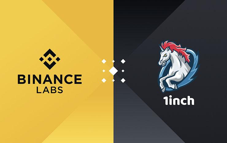 Công cụ tổng hợp DEX 1inch huy động được 2,8 triệu USD trong vòng gọi vốn do Binance Labs dẫn đầu