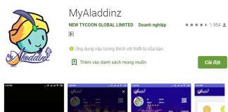 Công an cảnh báo lừa đảo khi nạp tiền vào ứng dụng Myaladdinz