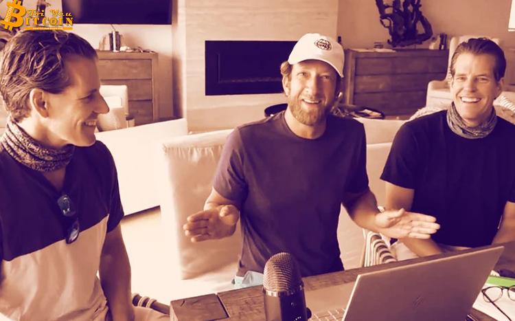 Dave Portnoy quyết định mua Bitcoin sau khi được cặp song sinh tỷ phú Winklevoss hỗ trợ