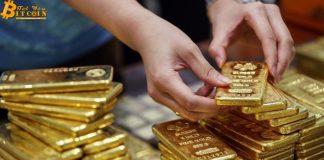 Giá vàng được dự đoán tăng tuần tới