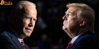Tổng thống Trump với ứng viên Biden, ai là người ủng hộ Bitcoin?