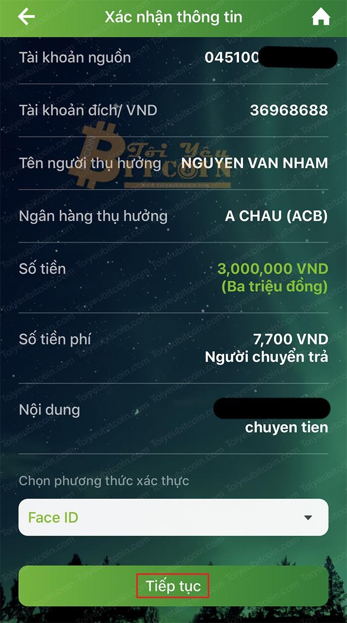 Cách mua tiền điện tử bằng VND trên Binance P2P. Ảnh 6