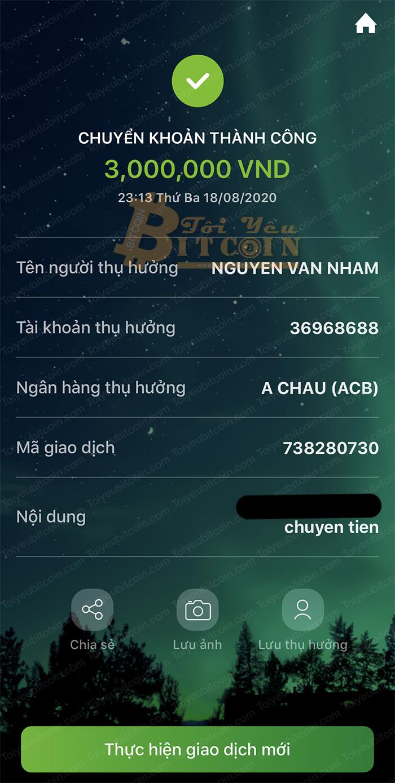Cách mua tiền điện tử bằng VND trên Binance P2P. Ảnh 7