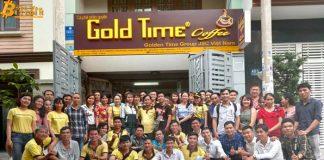 'Bánh vẽ' đa cấp Gold Time: Bỏ ra 3 triệu hưởng cổ tức trọn đời