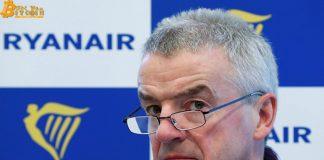 """Gọi Bitcoin là một kế hoạch Ponzi, CEO của hãng hàng không Ryanair tuyên bố sẽ không đầu tư """"một xu nào"""""""