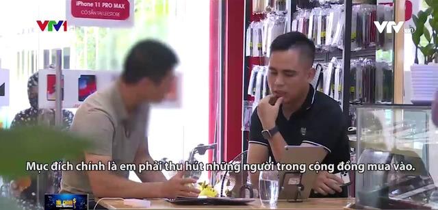 Luật Việt Nam cấm kinh doanh đa cấp đối với dịch vụ