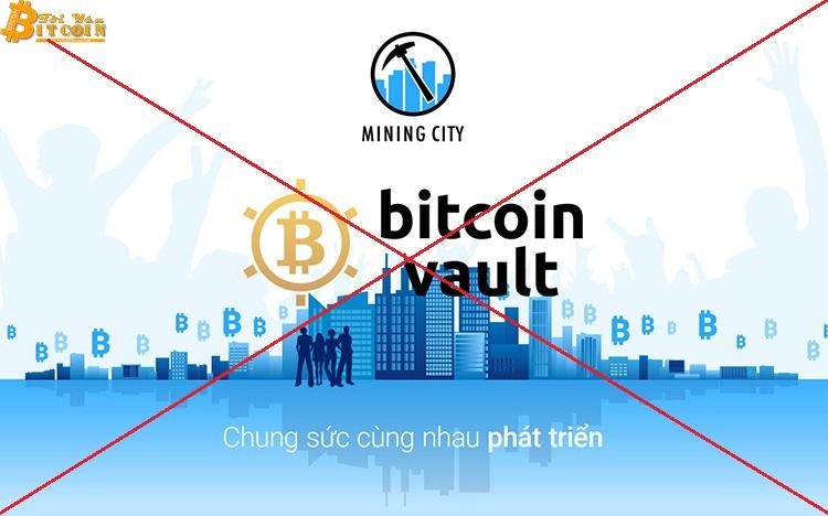 Bitcoin Vault (BTCV) lừa đảo