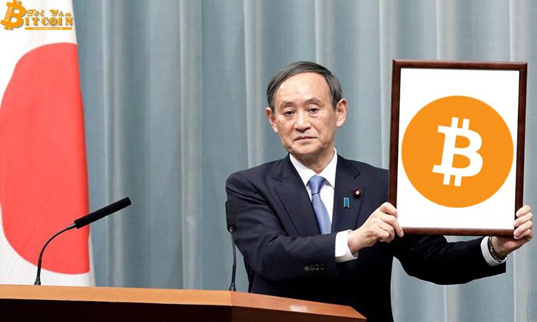 Thủ tướng mới của Nhật Bản Yoshihide Suga nói gì về Bitcoin