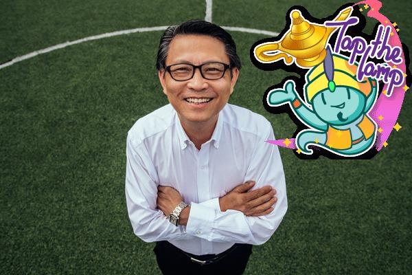 Richard Tan - ông chủ app My Aladdinz có quá khứ gắn liền với nhiều dự án tiền ảo và đa cấp.