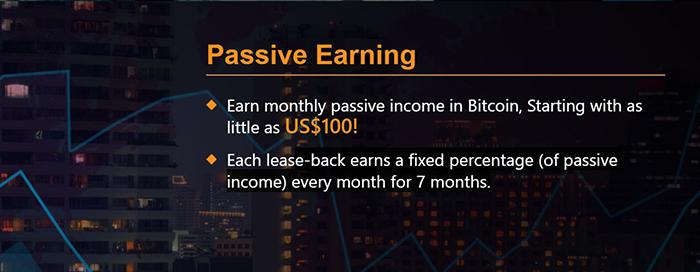 NewTycoon Plus cam kết giúp mọi người tạo thu nhập thụ động chỉ với 100 USD đầu tư. Ảnh: NewTycoon Plus.