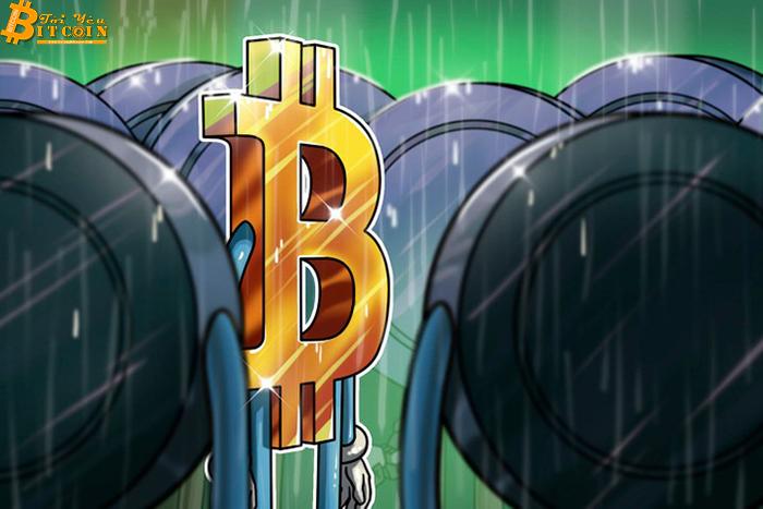 """""""Mùa altcoin"""" bất ngờ kết thúc khi sự thống trị của Bitcoin tăng lên gần cuối quý"""