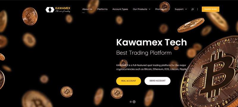 Sàn ngoại hối Kawamex bị tố cáo ôm lệnh, lừa đảo, chiếm đoạt tiền của nhà đầu tư. Ảnh: S.T