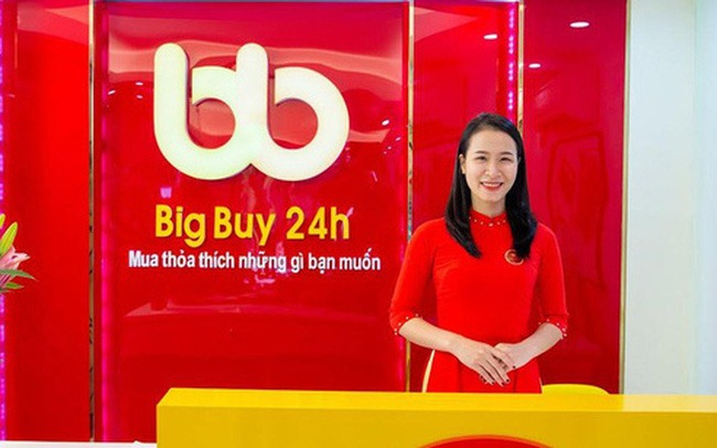 Sàn thương mại điện tử BigBuy24h hiện đã tạm ngừng hoạt động. Ảnh: BigBuy24h.