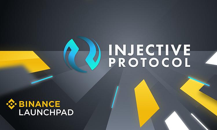 Binance Launchpad công bố dự án IEO thứ 16 Injective Protocol