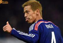 Siêu sao bóng đá Nhật Bản Honda Keisuke ra mắt tiền điện tử riêng