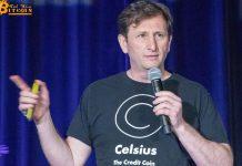 CEO nền tảng cho vay Celsius tặng vợ 15 triệu token CEL làm quà sinh nhật