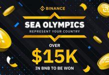 Tham gia Olympics Giao dịch khu vực SEA cùng Binance