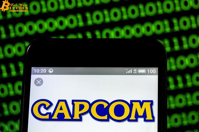 Hãng game khổng lồ của Nhật Bản Capcom bị hacker tấn công đòi 11 triệu USD Bitcoin