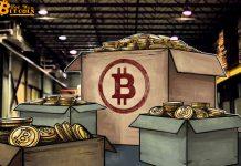 Ví có ít hơn 1 BTC chỉ chiếm 5% vốn hóa thị trường của Bitcoin