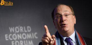 """Sếp tập đoàn quản lý đầu tư lớn nhất thế giới: Bitcoin có thể """"tiến hóa"""" thành tài sản toàn cầu"""