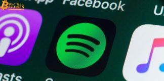 Gã khổng lồ âm nhạc Spotify để ngỏ khả năng chấp nhận tiền điện tử