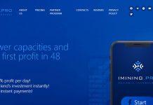 Imining.Pro: Công ty khai thác điện toán đám mây quốc tế