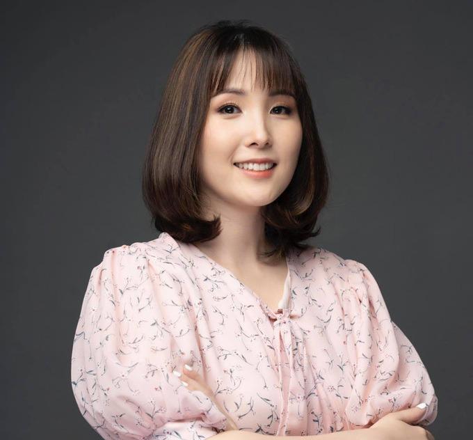 Bà Lynn Hoàng, Giám đốc Binance Việt Nam. Ảnh: NVCC.