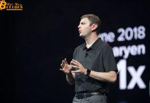 Đồng sáng lập, CTO của BlockOne từ chức, giá EOS giảm mạnh 25%
