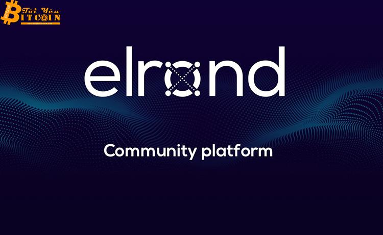 Elrond tăng 180% trong tuần qua, gia nhập top 20 đồng coin vốn hóa lớn nhất