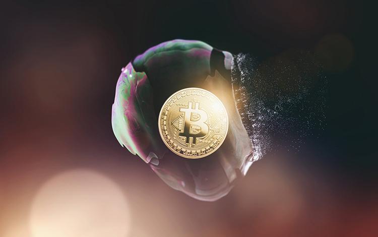 Tính biến động mạnh khiến Bitcoin khó trở thành một loại tiền tệ trong tương lai. Ảnh: Getty Images.