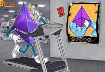 Mức 2.000 USD nằm trong tầm tay của Ethereum