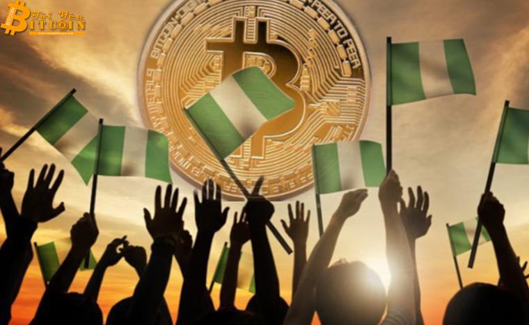 Bitcoin có giá 80000 USD tại Nigeria