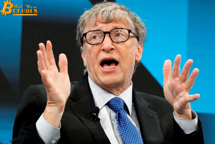 Bill Gates: 'Đừng đầu tư Bitcoin, trừ khi nhiều tiền hơn Elon Musk'
