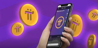 Thông tin ứng dụng trên điện thoại đào được Pi coin là chưa chính xác. Ảnh: Minh Khánh.