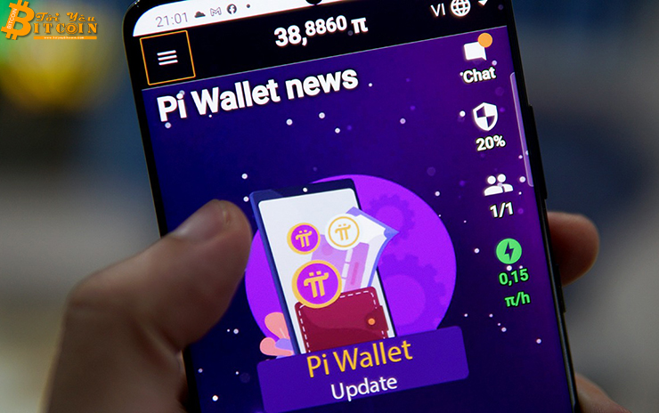 """Người dùng hiện đang được """"thưởng"""" Pi chứ không phải """"đào"""" Pi."""