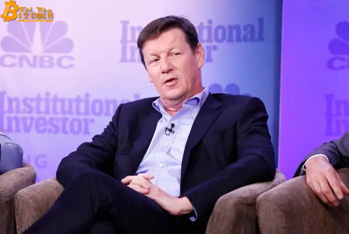 CEO Man Group: Bitcoin không phải là một khoản đầu tư dài hạn